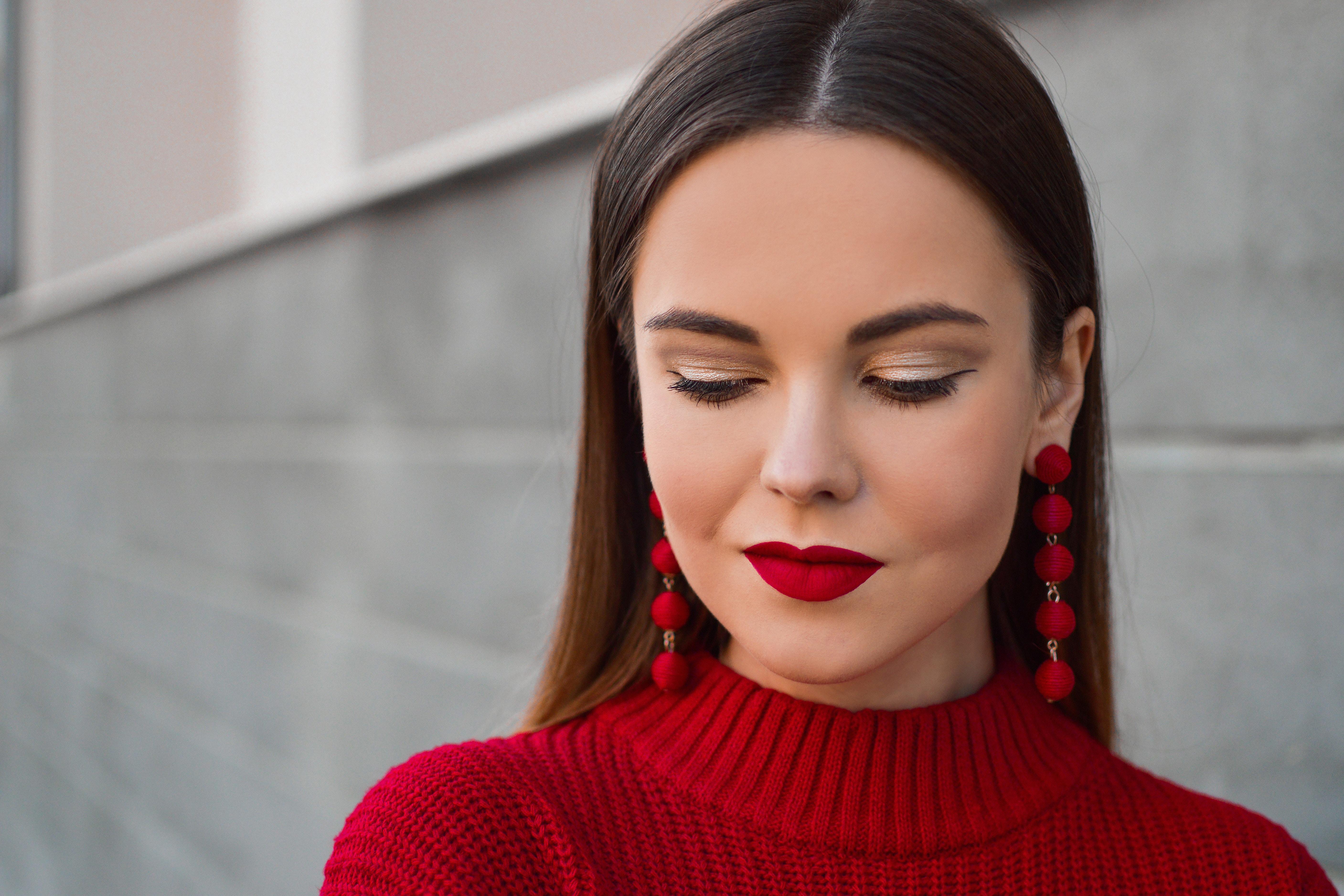 Jak powiększyć usta makijażem?