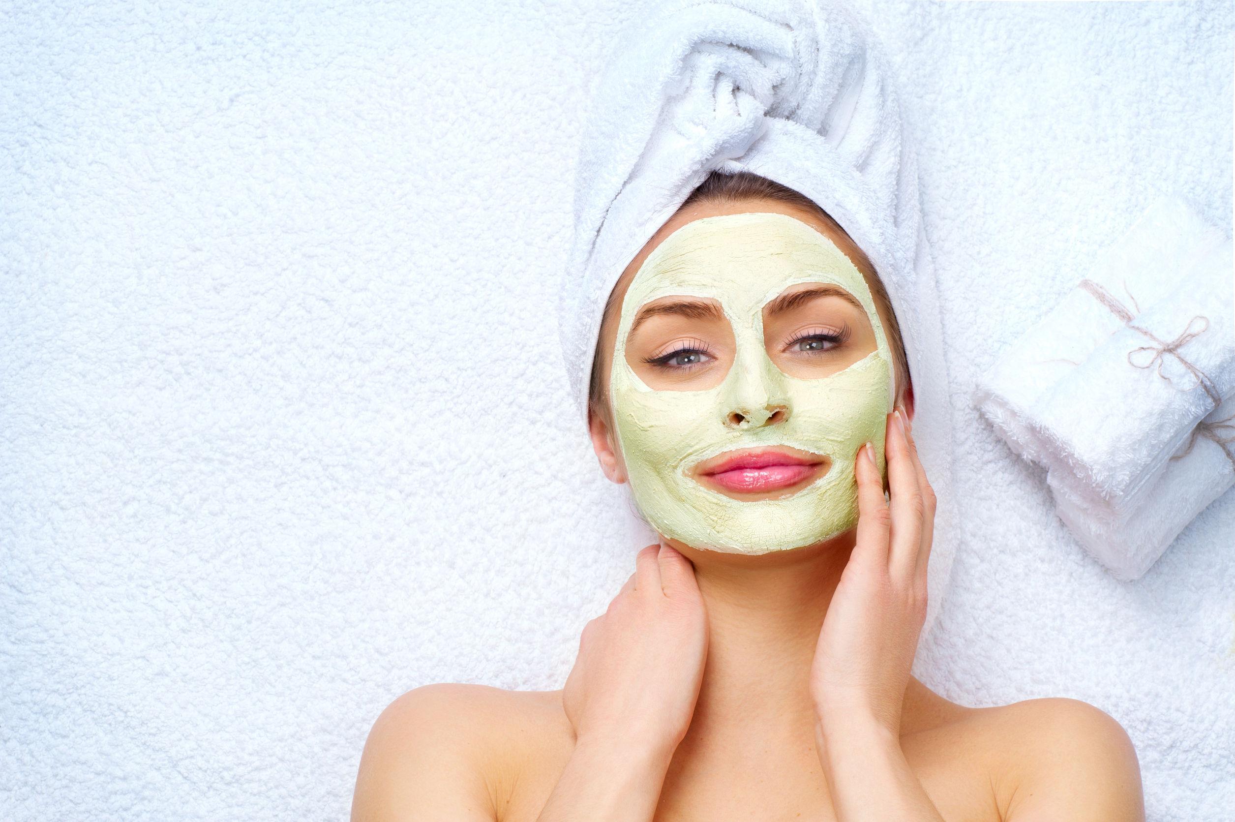 Glinki kosmetyczne - stosowanie, rodzaje