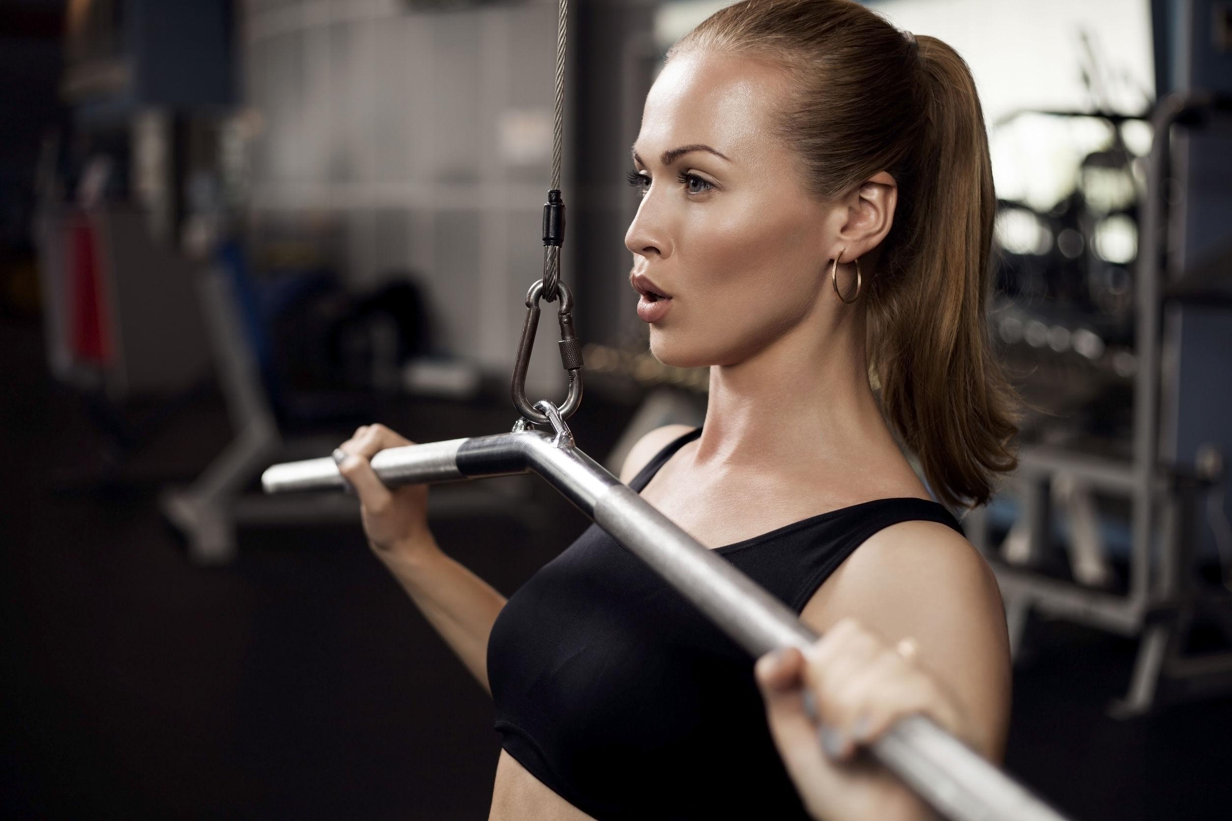 Makijaż na siłownię