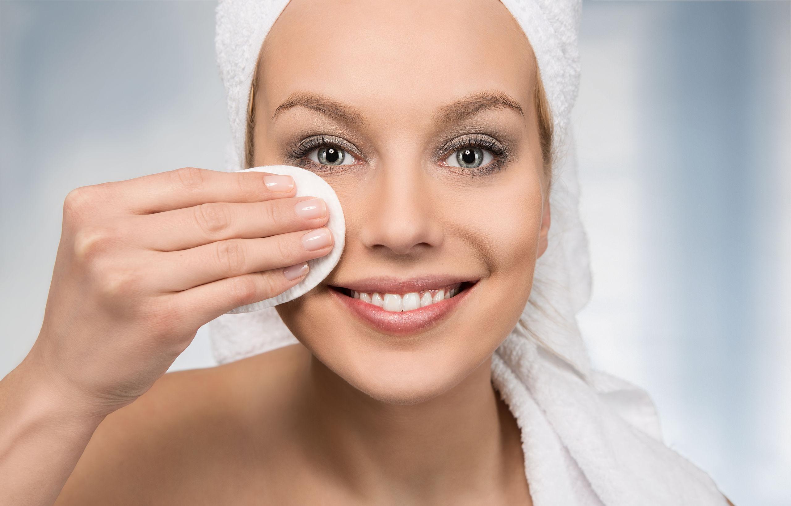 Niewłaściwa pielęgnacja twarzy
