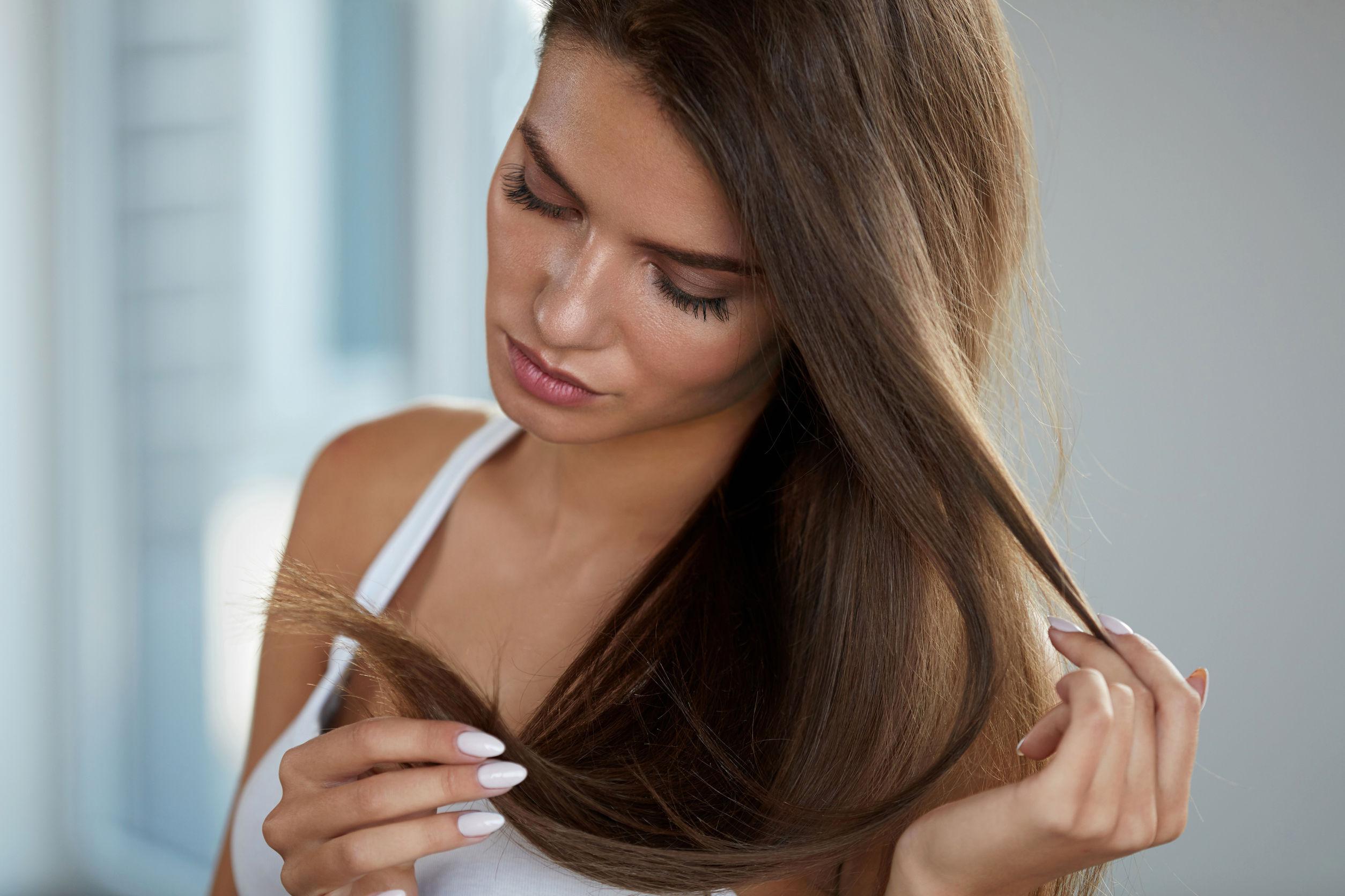 Porowatość włosów test