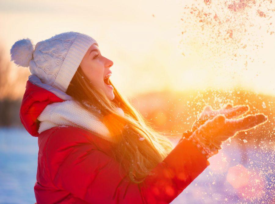 Zabiegi kosmetyczne w zimie