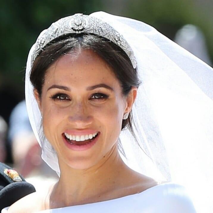 Lekki makijaż ślubny
