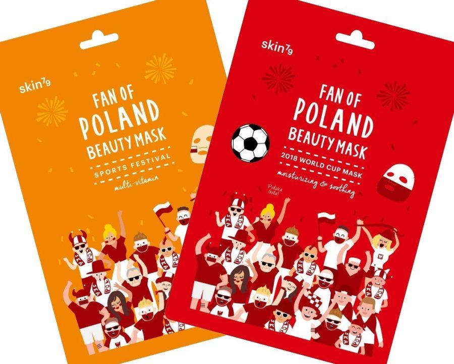 Fan of Poland Beauty Mask Skin79