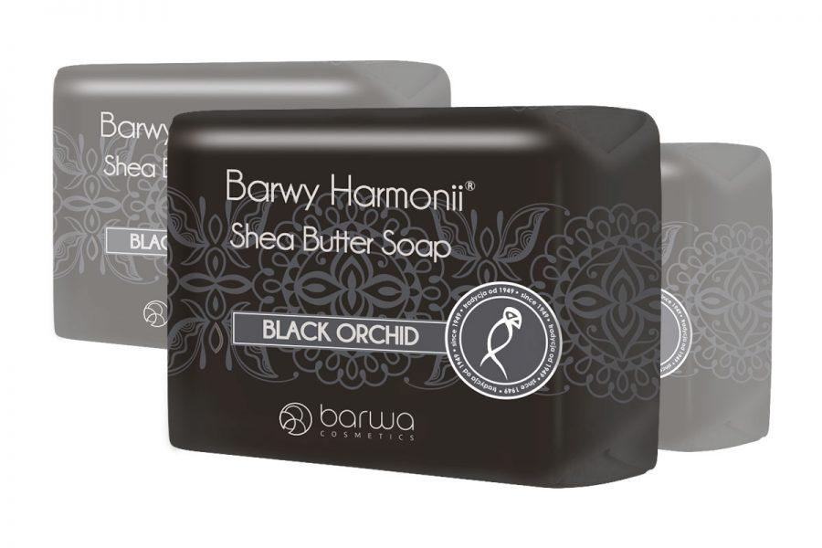 Black Orchid Barwy Harmonii