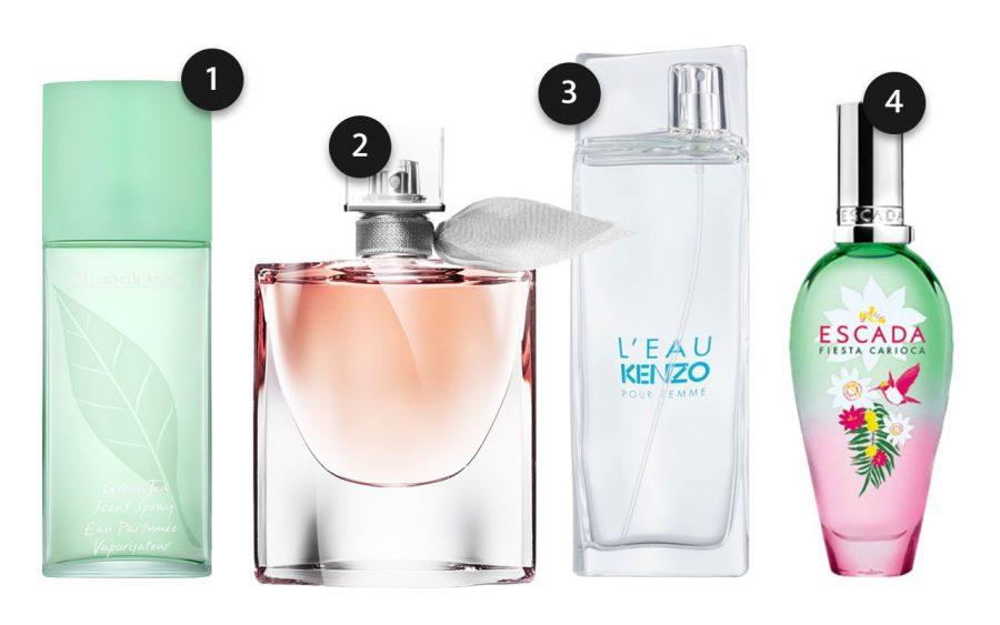 Najlepsze perfumy na lato
