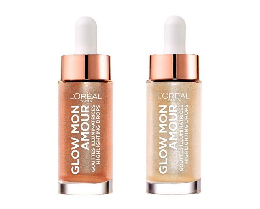 Rozświetlacz Glow Mon Amour L'Oréal