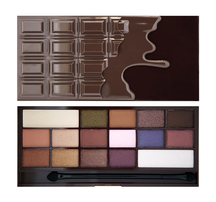 Makeup Revolution Heart Chocolate
