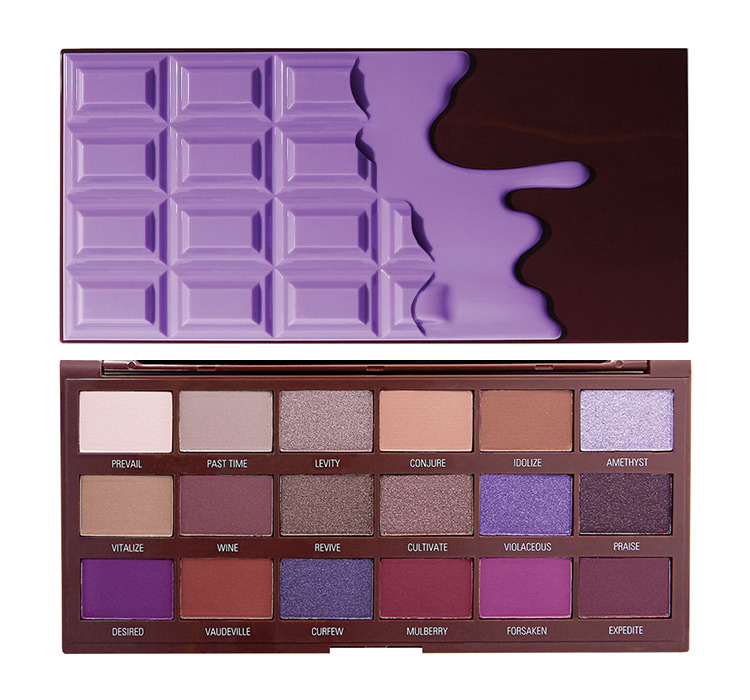 Makeup Revolution Violet Chocolate