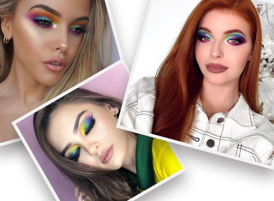 Makijaż karnawałowy kolory
