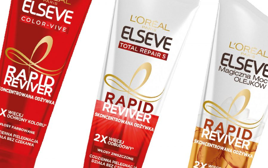 L'Oréal Paris Elseve Rapid Reviver