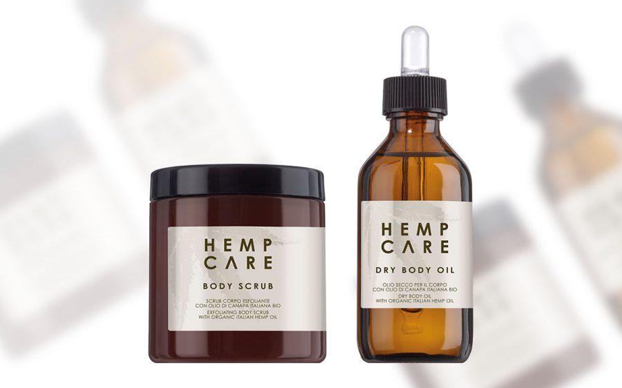 Hemp Care - kosmetyki z olejem konopnym