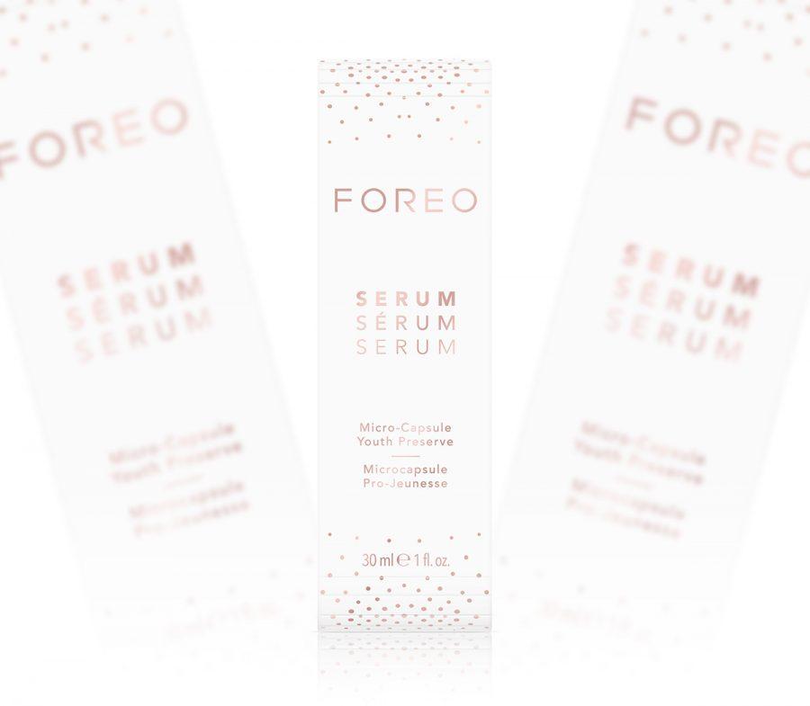 Serum Serum Serum od Foreo