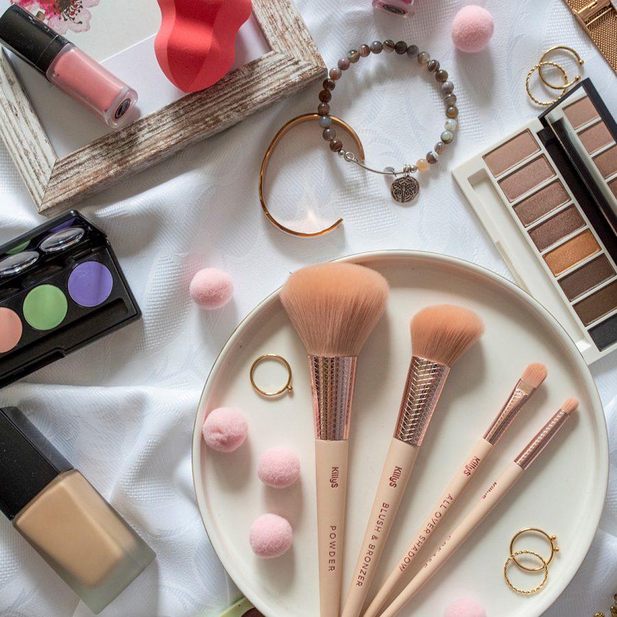 Killys Sakura Beauty pędzle do makijażu