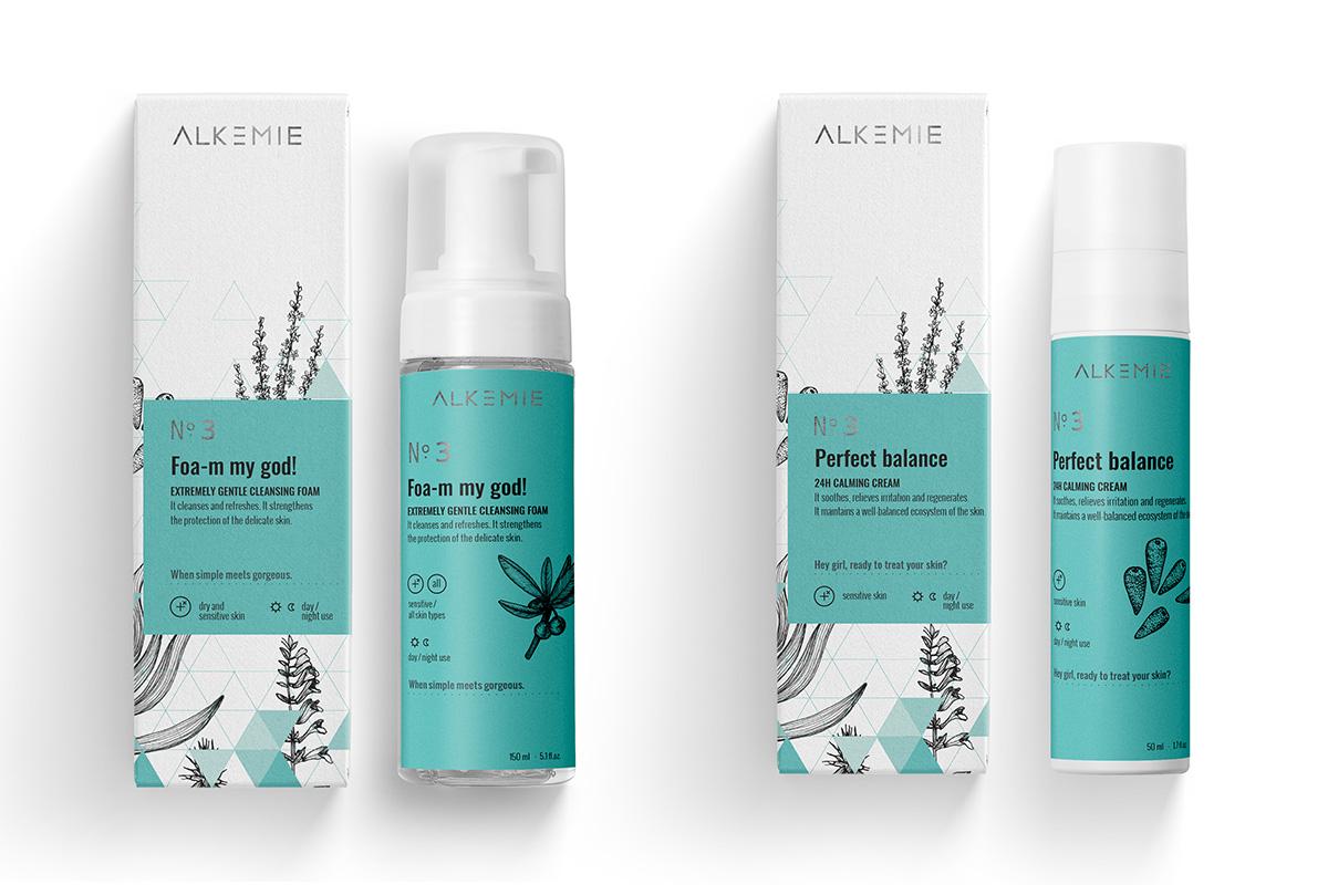 Alkemie Microbiome - kosmetyki naturalne do pielęgnacji twarzy