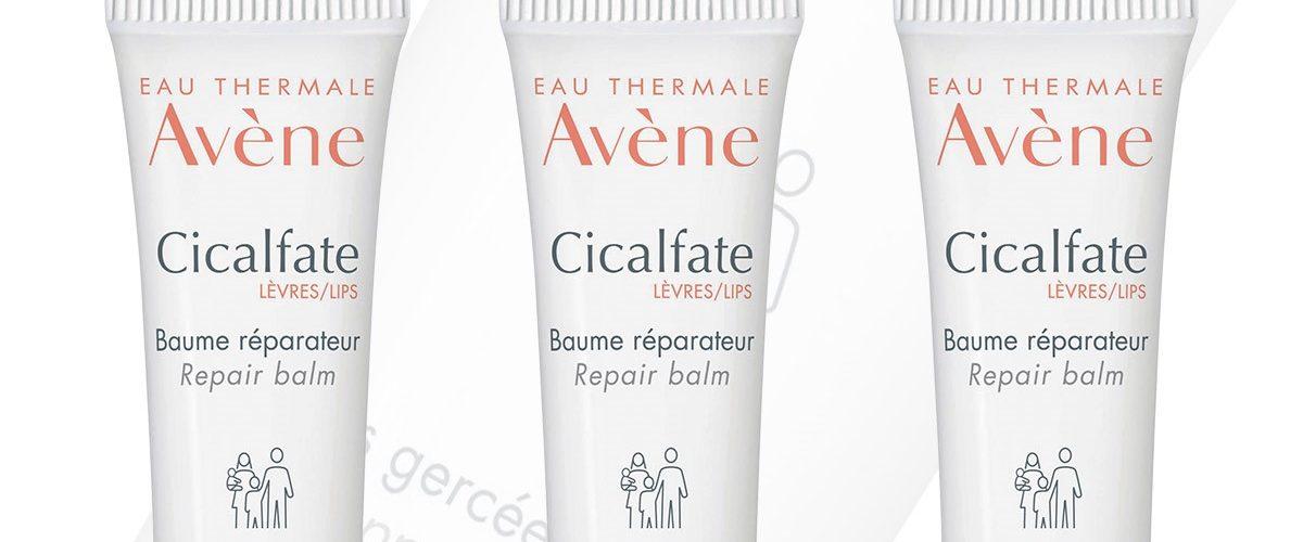Avène Cicalfate – regenerujący balsam do ust