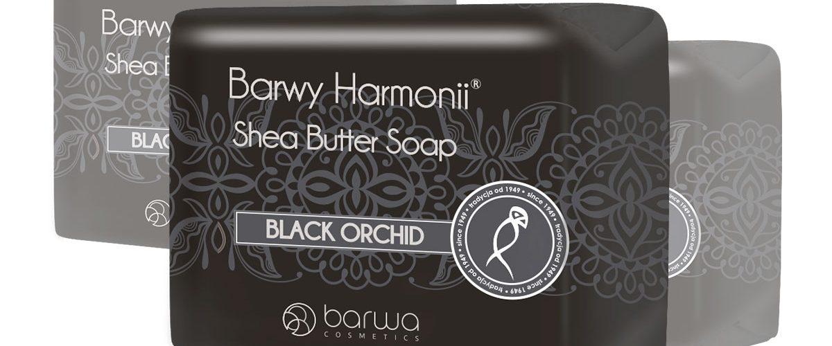 Barwy Harmonii – niezwykłe mydło Black Orchid
