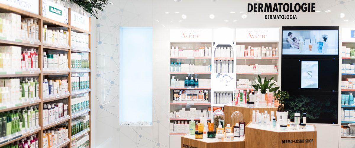 Dermo-Cosmo Shop – otwarcie sklepu z produktami Pierre Fabre!