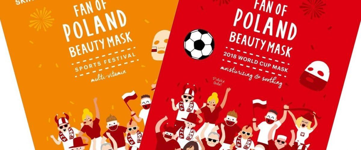 Fan of Poland Beauty Mask Skin79 – kibicuj naszym z nowymi maseczkami!
