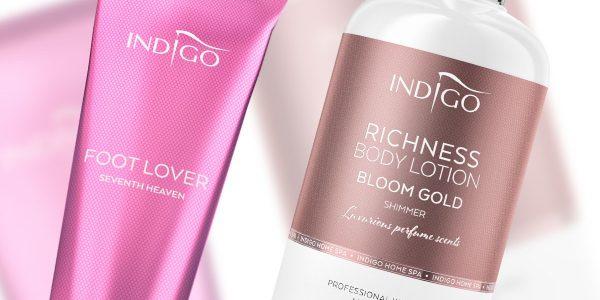 Indigo Home Spa – pachnące nowości w serii do codziennej pielęgnacji!