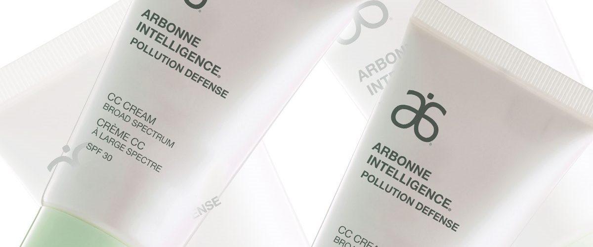 Arbonne Intelligence Pollution Defense CC Cream – nowość dla cery wymagającej i wrażliwej!