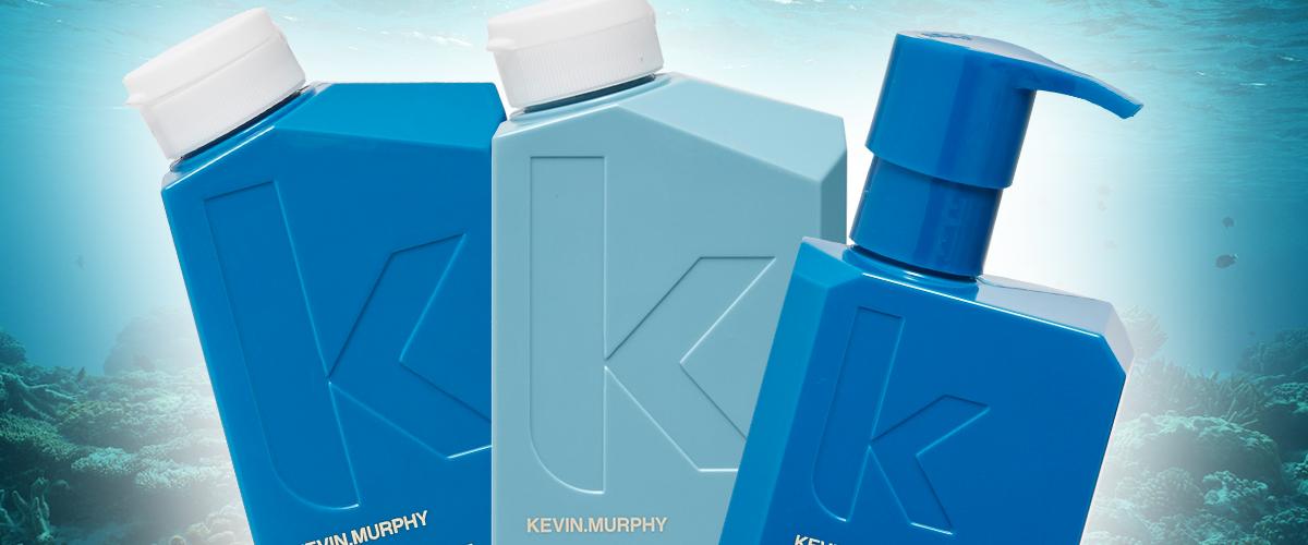 Kevin.Murphy – wychodzi z proekologiczną inicjatywą chroniącą oceany!