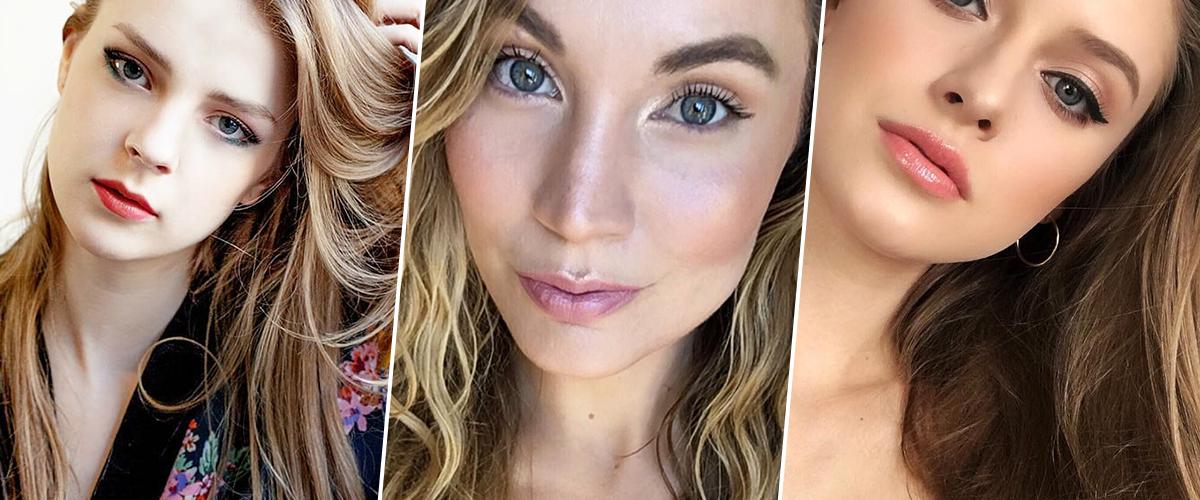 Lekki makijaż – zobacz inspiracje z Instagrama!