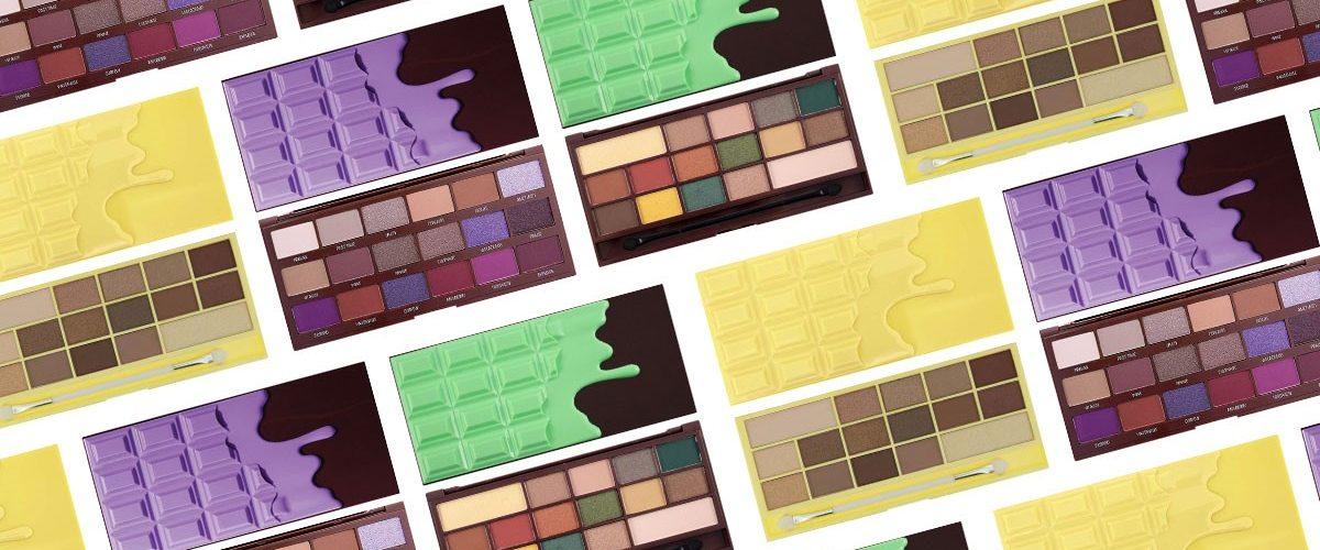Makeup Revolution Chocolate – czy warto kupić? Którą paletkę wybrać?