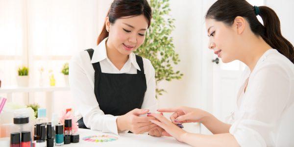 Manicure japoński krok po kroku