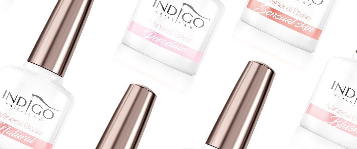 Indigo Mineral Base – rewolucja w stylizacji paznokci!
