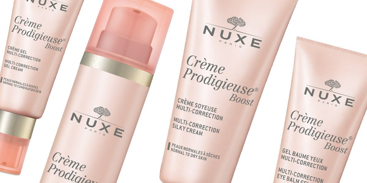 NUXE Crème Prodigieus Boost – linia korygująca pierwsze oznaki starzenia