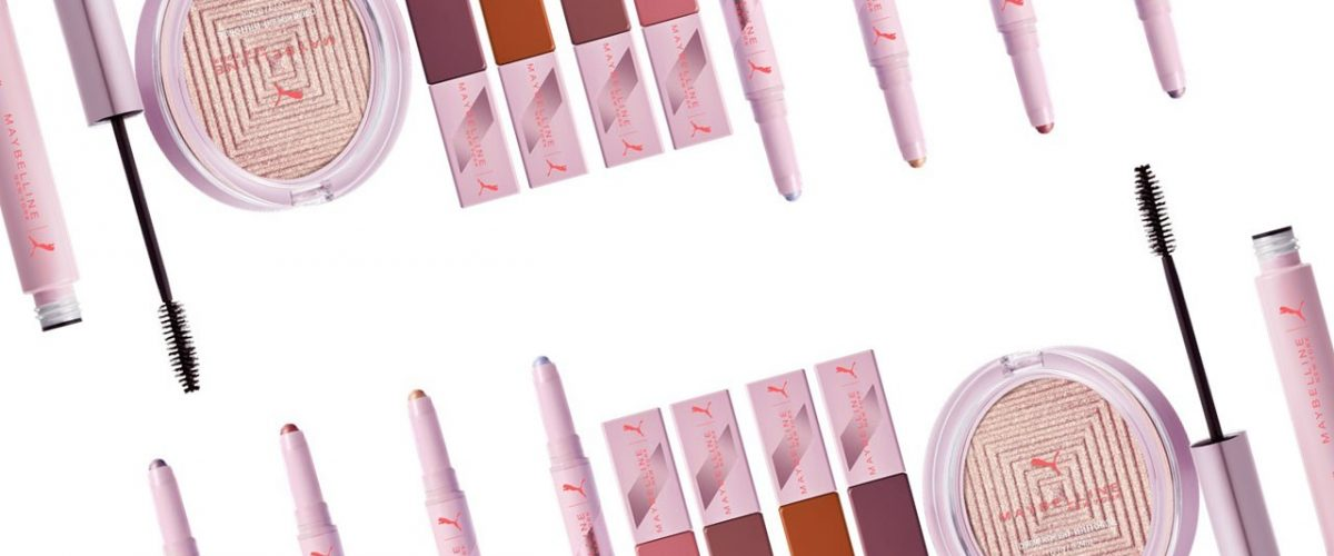 PUMA x Maybelline New York – limitowana kolekcja kosmetyków do makijażu