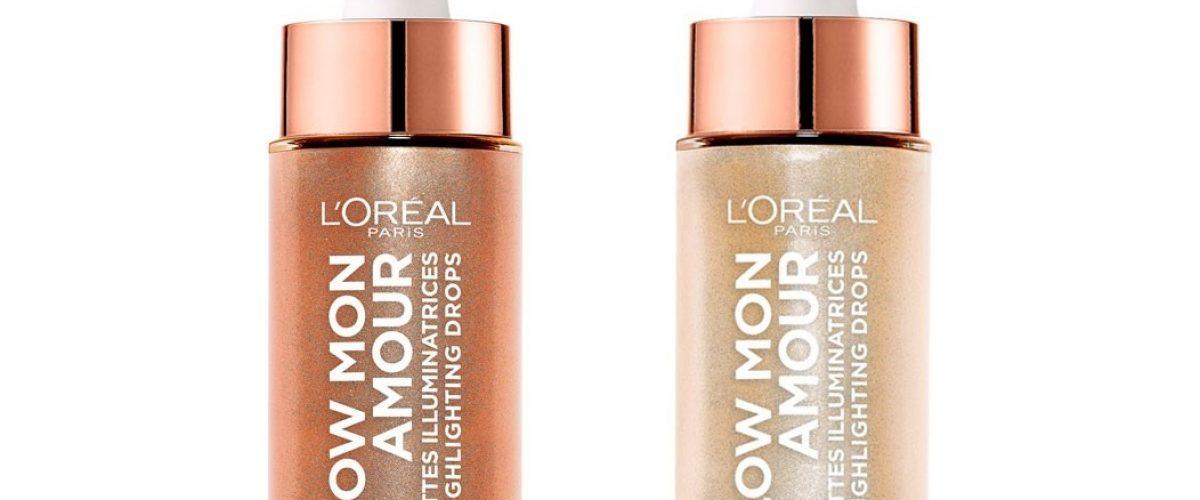 Rozświetlacz Glow Mon Amour – gorąca nowość od L'Oréal!