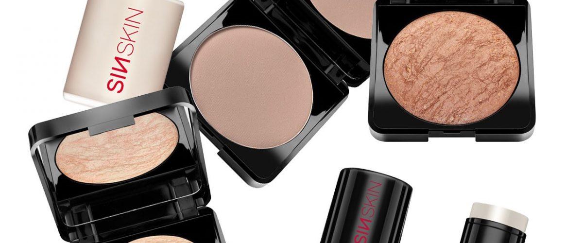 SINSKIN Bronzer i rozświetlacz – stwórz makijaż inspirowany słońcem!