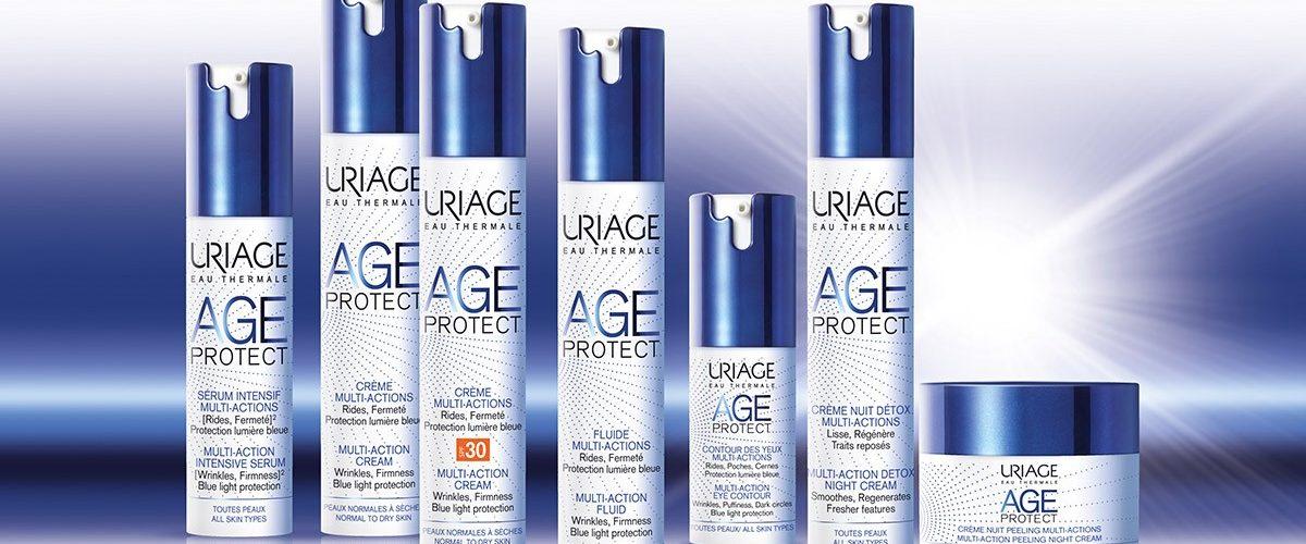 Uriage Age Protect – linia zwalczająca oznaki starzenia
