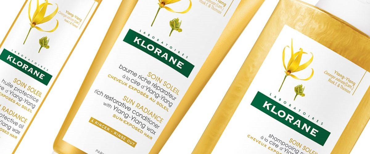 Klorane Ylang Ylang – skuteczna ochrona przeciwsłoneczna do włosów