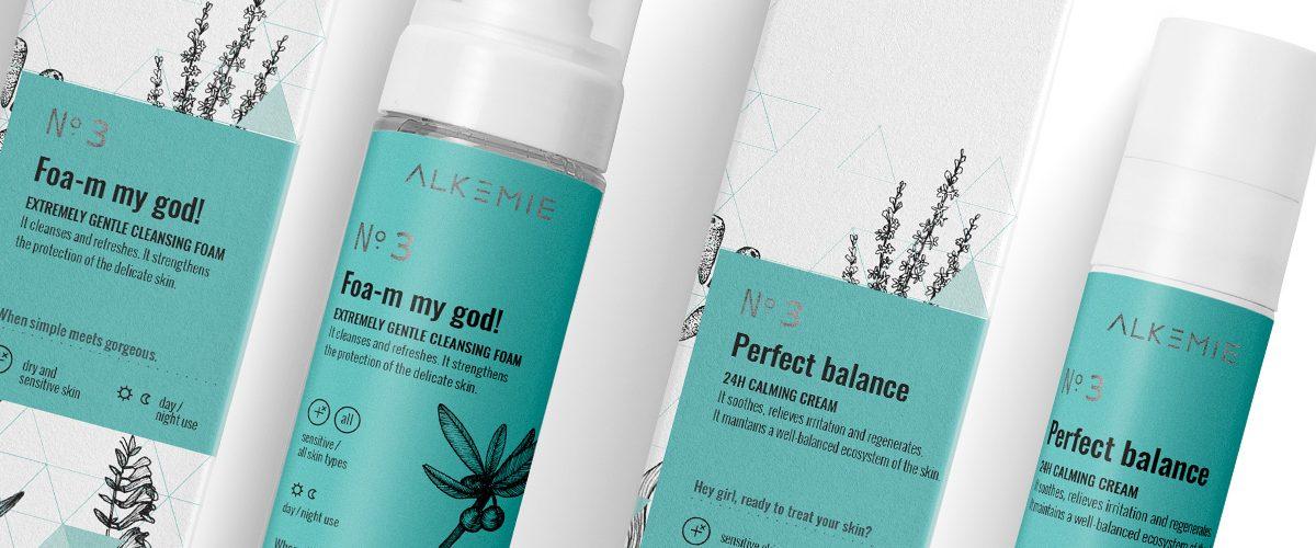 Zadbaj o barierę ochronną skóry z serią Microbiome od ALKEMIE!