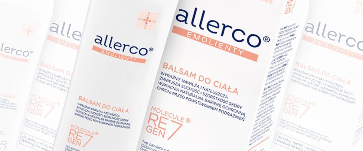 Allerco – balsam do ciała dla wrażliwców