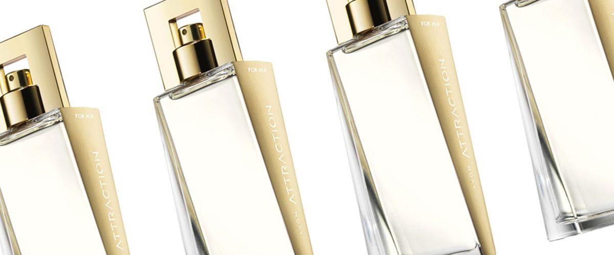 Woda perfumowana Attraction z Avonu – zapach idealny na jesień!