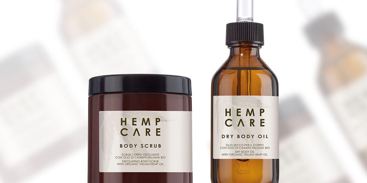 HEMP CARE z olejem konopnym – wystarczy dwa kroki do pięknej skóry!