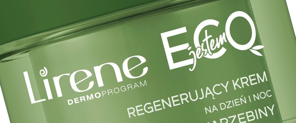 Lirene – jestem ECO, czyli nowa linia kosmetyków z wymiennymi wkładami!