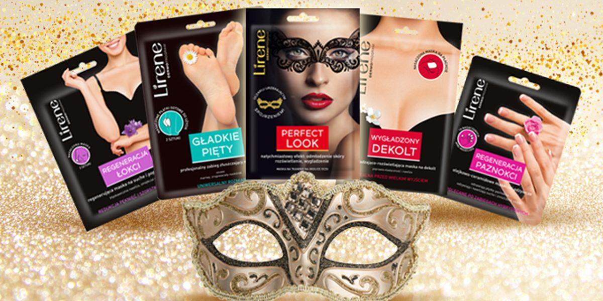 Lirene – nowe maski do twarzy i ciała!