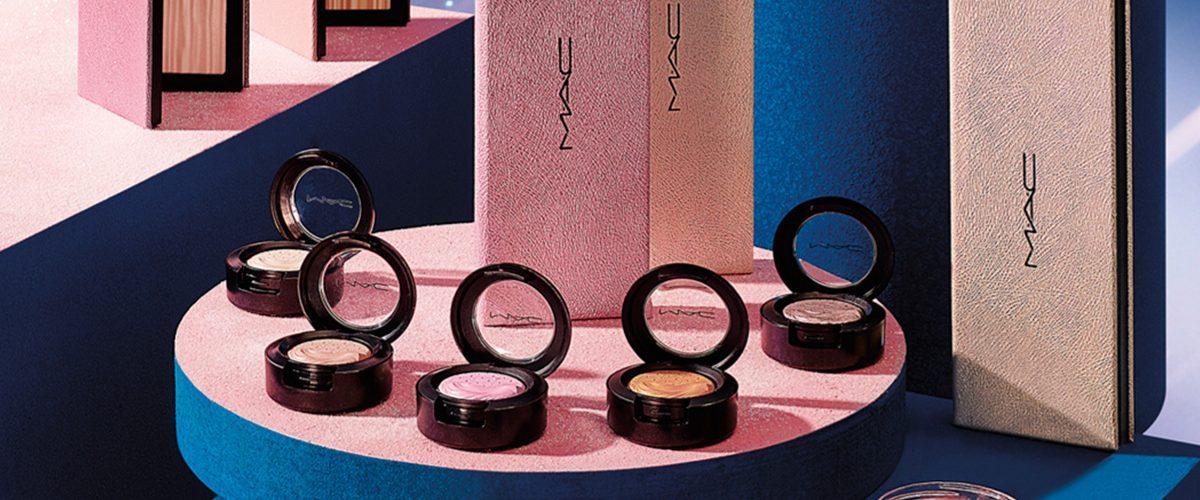 Kosmetyki MAC w wersji limitowanej – błyszczyk, rozświetlacze i cienie do powiek!