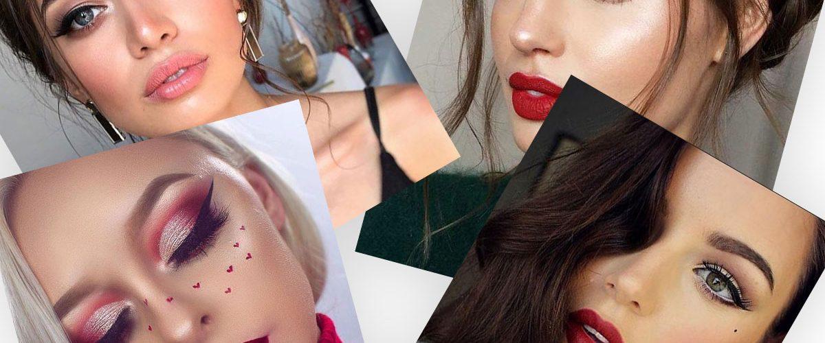 Makijaż na randkę – inspiracje z Pinteresta na Walentynki