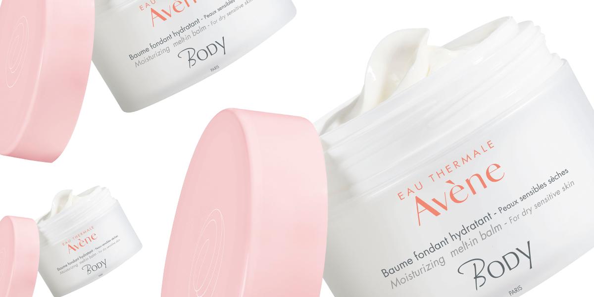 Avène Body otulający balsam nawilżający – odprężająca pielęgnacja