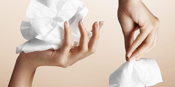 Chusteczki antybakteryjne i antywirusowe – jak zrobić je w domu? Zobacz prosty przepis!