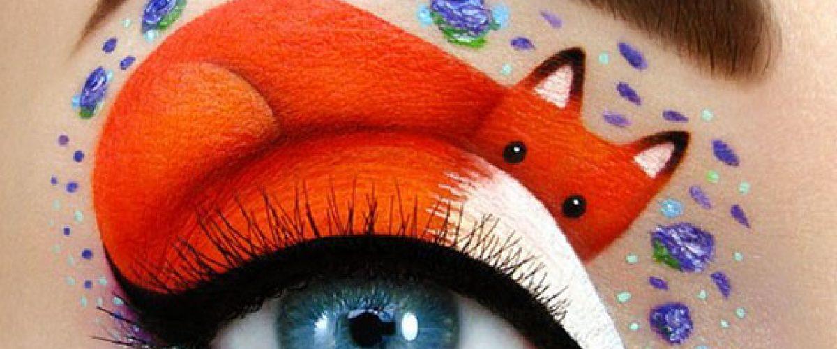 Eye-art czyli makijaż oczu, który trzeba zobaczyć!